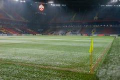 Arena CSKA do estádio Imagem de Stock Royalty Free