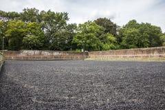 Arena da escola de equitação Fotos de Stock Royalty Free