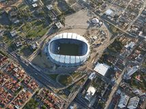 Free Arena Das Dunas Stadium Stock Images - 122245384