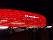 Arena de Allianz Imagenes de archivo