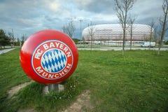 Arena de Allianz Imagem de Stock