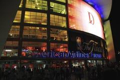 Arena de American airlines, hogar de los Miami Heat Imagen de archivo libre de regalías