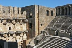 Arena de Aspendos Imagenes de archivo