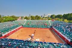 Arena de BNR del trofeo de RFA Nastase Tiriac imagen de archivo