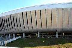 Arena de Cluj Napoca imagenes de archivo
