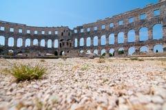Arena de Colosseum Fotografía de archivo libre de regalías