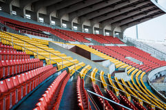 Arena de deporte Fotografía de archivo