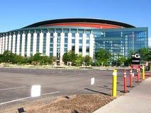 Arena de deporte de Denver fotos de archivo libres de regalías