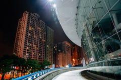 Arena de Kaohsiung Fotos de Stock Royalty Free