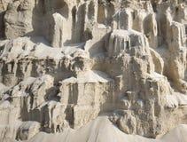 Arena de la mina Fotografía de archivo