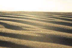 Arena de la playa Imagenes de archivo