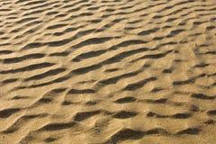 Arena de la playa Foto de archivo libre de regalías