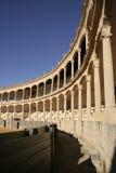 Arena de la tauromaquia Foto de archivo libre de regalías