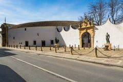 Arena de la tauromaquia en Ronda Spain Fotografía de archivo libre de regalías