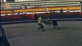 Arena de la tauromaquia de Ibiza metrajes