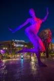 Arena de Las Vegas T-Mobile Fotografía de archivo