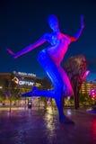 Arena de Las Vegas T-Mobile Imagen de archivo libre de regalías