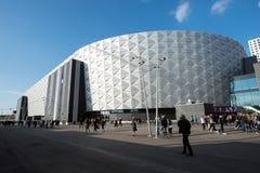 Arena de los amigos en Estocolmo Foto de archivo