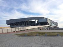 Arena de Lviv Fotografía de archivo