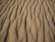 Arena de mar Foto de archivo libre de regalías