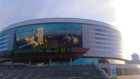 Arena de Minsk Foto de Stock Royalty Free