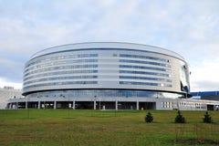 Arena de Minsk Imágenes de archivo libres de regalías