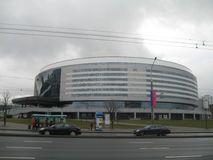 A arena de Minsk Foto de Stock