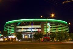 Arena de Minsk, Bielorrússia Imagens de Stock Royalty Free