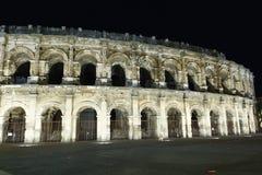Arena de Nîmes Imagem de Stock