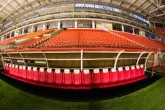 Arena de Otkrytie do estádio de futebol Foto de Stock Royalty Free
