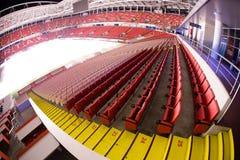 Arena de Otkrytie do estádio de futebol Imagem de Stock