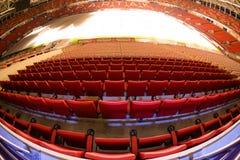 Arena de Otkrytie do estádio de futebol Fotografia de Stock Royalty Free