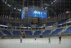 Arena de Pais Fotografia de Stock Royalty Free