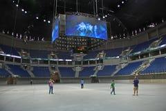 Arena de Pais Foto de Stock