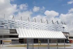 Arena de Pernambuco en Recife en el Brasil imagen de archivo libre de regalías