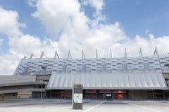 Arena de Pernambuco en Recife en el Brasil foto de archivo
