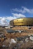 Arena de PGE, estadio en Gdansk, Polonia Imagenes de archivo