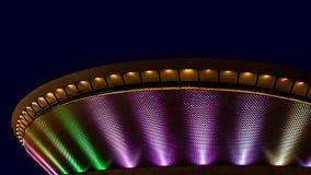 Arena de Spodek del pasillo de deportes Foto de archivo