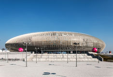 Arena de Tauron em Krakow, Polônia Imagem de Stock Royalty Free