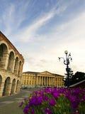 Arena de Verona fotos de archivo libres de regalías
