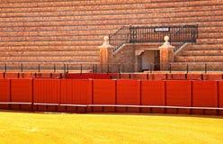 Arena del Bull Fotografia Stock Libera da Diritti