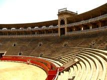 Arena del Bull Immagini Stock Libere da Diritti
