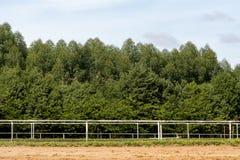 Arena del caballo Foto de archivo libre de regalías