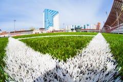 Arena del fútbol, estadio Fotografía de archivo libre de regalías