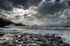 Arena del La de Playa Fotos de archivo libres de regalías