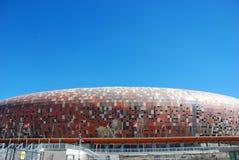 Arena della città di calcio - Johannesburg Sudafrica Fotografie Stock Libere da Diritti
