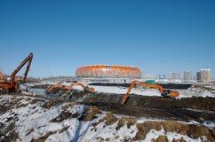 Arena della Mordovia immagini stock