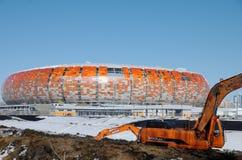 Arena della Mordovia fotografia stock libera da diritti