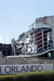 Arena-Demolierung Orlando-Amway (22) Stockbild