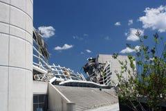 Arena-Demolierung Orlando-Amway (8) lizenzfreies stockfoto